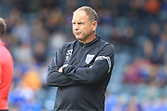 Steve Lovell during the EFL Sky Bet League 1 match between Rochdale and Gillingham at Spotland, Rochdale, England on 15 September 2018.