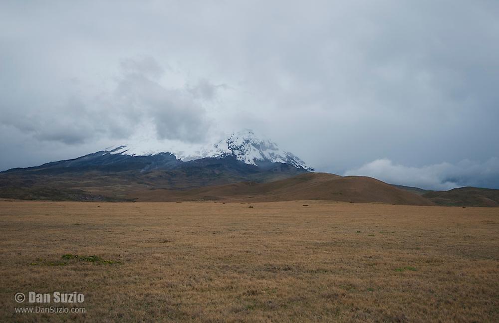 Mt. Antisana, Antisana Ecological Reserve, Ecuador