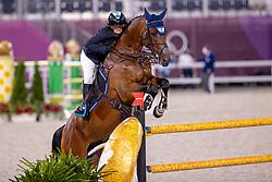 Bond Ashlee, ISR, Donatello 141, 351<br /> Olympic Games Tokyo 2021<br /> © Hippo Foto - Stefan Lafrentz<br /> 03/08/2021