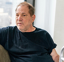 ** PREMIUM EXCLUSIVE RATES APPLY ** Harvey Weinstein talked to The Post while recuperating at New York-Presbyterian/Weill Cornell Medical Center on Friday, a day after three-hour spinal surgery to remove a trio of bone plates compressing his vertebrae. He said he sustained the back injury in an Aug. 17 car accident. While refusing to speak about any of the allegations against him, Weinstein said he only agreed to the interview, his first in more than a year, to prove that he hasn't been exaggerating about his ailments. He relied heavily on a walker at a Manhattan court appearance last week, but his condition didn't stop him from recently going out on the town at night and shopping. He told The Post that his back ailment had seriously deteriorated. **NO NEW YORK DAILY NEWS, NO NEW YORK TIMES, NO NEWSDAY, NO MAILONLINE, NO DAILY MAIL, NO DAILY MAIL TV**. 13 Dec 2019 Pictured: Harvey Weinstein. Photo credit: Richard Harbus / MEGA TheMegaAgency.com +1 888 505 6342