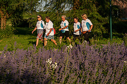 Various health centers, GP practices and physiotherapy practices have started a local walking challenge with the support of the BvdGF. The group from  Montfoort<br />  were looking forward to see the grand final in September and walk 6 km on june 15, 2021 in  Montfoort