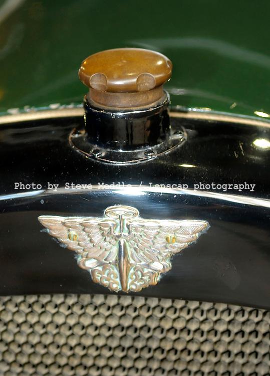 Austin Seven Tourer 1923, Badge Detail - 2010
