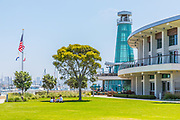 Marina Park Lighthouse Cafe and Community and Sailing Center