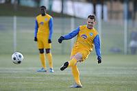 Goal de Jerome Rothen - 24.01.2015 - Le Plessis Robinson / Red Star - 17eme journee de DH<br />Photo : Andre Ferreira / Icon Sport