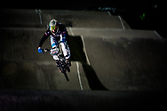 #204 (DUCHENE Simon) FRA at the UCI BMX Supercross World Cup in Manchester, UK