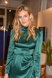 Tansy Aspinall at a dinner to celebrate the collaboration of jewellers Tada & Toy with Lady Amelia Windsor held at Reformation, 186 Westbourne Grove, London.<br /> <br /> Photo by Dominic O'Neill/Desmond O'Neill Features Ltd.  +44(0)1306 731608  www.donfeatures.com