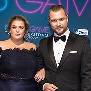 NLD/Amsterdam/20171212 - Première Molly's Game, Esmée van Kampen
