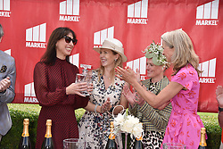 29 July 2021 - The QATAR Goodwood Festival Ladies Day at Goodwood Racecourse, West Sussex.<br /> Picture Shows - <br /> <br /> NON EXCLUSIVE - WORLD RIGHTS