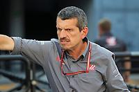 Gunther Steiner Team Principal Haas<br /> Monza 30-08-2018 GP Italia <br /> Formula 1 Championship 2018 <br /> Foto Federico Basile / Insidefoto