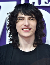 """Premiere of MGM's """"The Addams Family"""". Westfield Century City AMC. 06 Oct 2019 Pictured: Finn Wolfhard. Photo credit: AXELLE/BAUER-GRIFFIN / MEGA TheMegaAgency.com +1 888 505 6342"""