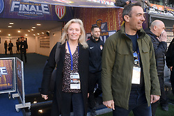 March 30, 2018 - Bordeaux, France - Nathalie Boy de la Tour (PRESIDENTE LFP) - YOURI DJORKAEFF (Credit Image: © Panoramic via ZUMA Press)
