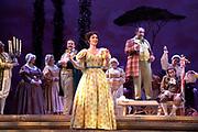 The conclusion of the Florida Grand Opera season with Gaetano Donizetti's comic opera Don Pasquale. (El Nuevo Herald Photo/Gasto De Cardenas)