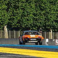 #44, Porsche 914/6 GT (1970), drivers: Julien Bussolini, Jean-Marc Bussolini, grid 5, on 06/07/2018 at the 24H of Le Mans, 2018