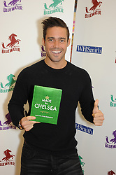 © Licensed to London News Pictures. 02/11/2013<br /> Spencer Matthews<br /> Made in Chelsea book signing (Life and Style Essentials) with<br />   Jamie Laing,Binky and Spencer Matthews  at W H SMITHS at Bluewater,Kent.<br /> Photo credit :Grant Falvey/LNP