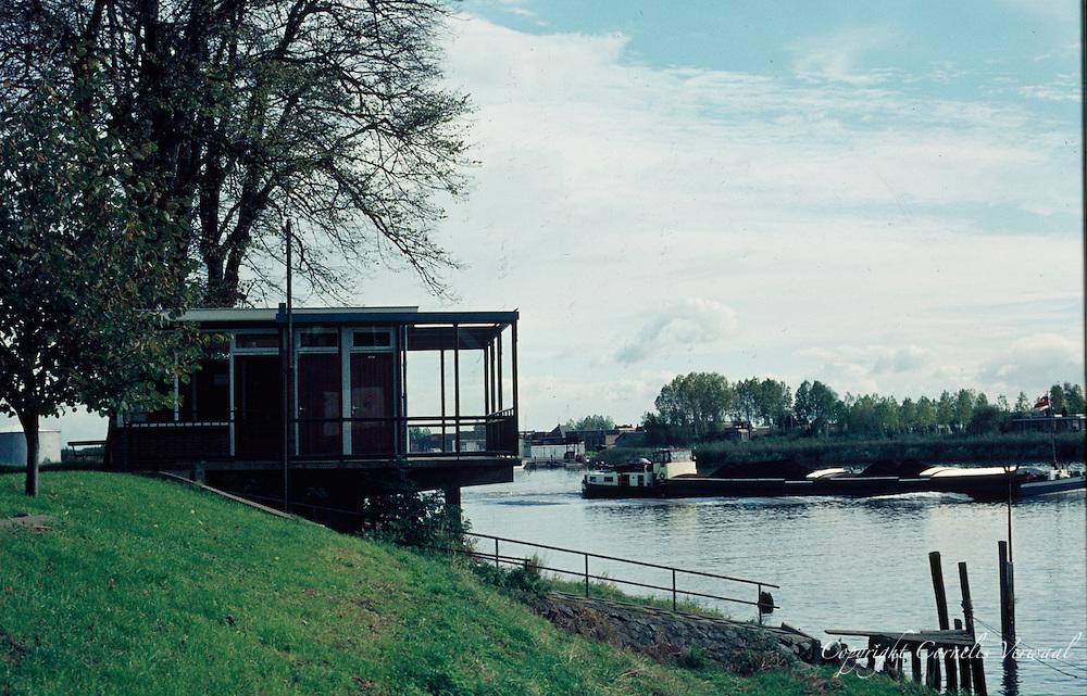 Het Oude Vandagen Huisje bij Het Veer.