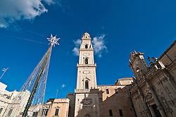 Lecce - Natale 2011 - Piazza Duomo