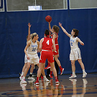 Women's Basketball: State University of New York at Cortland Red Dragons vs. Tufts University Jumbos