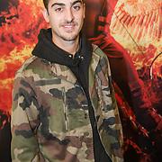 NLD/Amsterdam/20151116 - Filmpremiere The Hunger Games: Mokingjay-part 2, Marius Gottlieb