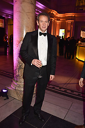 Alexander Armstrong at The Sugarplum Dinner 2017 to benefit the type 1 diabetes charity JDRF held at the Victoria & Albert Museum, Cromwell Road, London England. 14 November 2017.<br /> Photo by Dominic O'Neill/SilverHub 0203 174 1069 sales@silverhubmedia.com