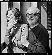 Andrea Aguilar and Franco Pagetti