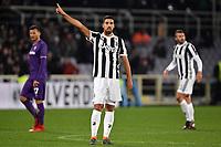 Sami Khedira Juventus <br /> Firenze 09-02-2018 Stadio Artemio Franchi  Football Calcio Serie A 2017/2018 Fiorentina - Juventus . Foto Andrea Staccioli / Insidefoto