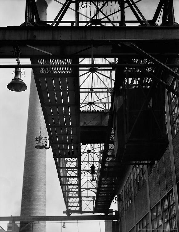 Loading Crane, Man Maschinenfabrik Augsburg-Nürnberg, Nürnberg, 1928