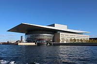 Copenhagen Opera House, General Views of Copenhagen, Denmark, 07 October 2019, Photo by Richard Goldschmidt