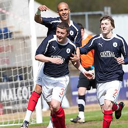 Falkirk v Ayr, 5th May, 2012