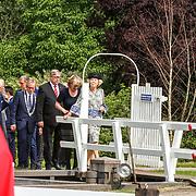 NLD/Oud Zuilen/20180609 - Prinses Beatrix verricht de openingshandeling van de Molen van de Polder Buitenweg, Prinses Beatrix
