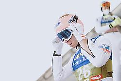 02.01.2021, Bergiselschanze, Innsbruck, AUT, FIS Weltcup Skisprung, Vierschanzentournee, Innsbruck, Qualifikation, im Bild Stefan Kraft (AUT) // Stefan Kraft of Austria during his Qualification Jump for the Four Hills Tournament of FIS Ski Jumping World Cup at the Bergiselschanze in Innsbruck, Austria on 2021/01/02. EXPA Pictures © 2020, PhotoCredit: EXPA/ JFK