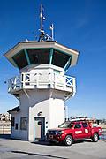 Huntington Beach Lifeguard Tower On The Pier