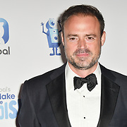 Jamie Theakston arrivers at the Global's Make Some Noise Night at Finsbury Square Marquee on 20 November 2018, London, UK.