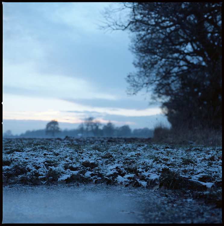 Winter Landscape, Suffolk, 2011