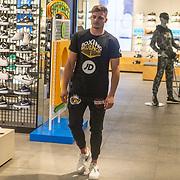 NLD/Rotterdam/20200224 - Stare down Boxing Influencers 2020, Jietse Strubbe
