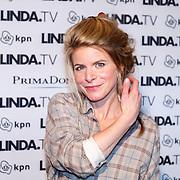 NLD/Amsterdam/20151026 - Lancering Linda TV, Rosa Reuten