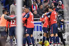 Lyon vs Lille - 05 May 2019