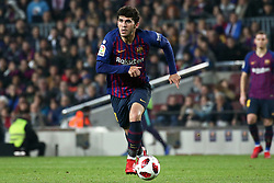 December 5, 2018 - Barcelona, Spain - Carles Alena during the match between FC Barcelona and Villarreal CF, corresponding to the week 14 of the spanish league, played at the Camp Nou Stadium on 02th December 2018 in Barcelona, Spain. Photo: Joan Valls/Urbanandsport /NurPhoto. (Credit Image: © Joan Valls/NurPhoto via ZUMA Press)