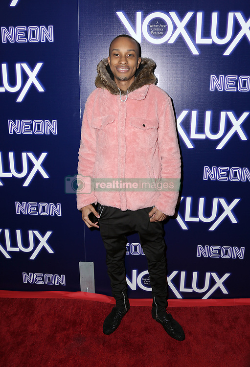 """HOLLYWOOD, CA - DECEMBER 5: LA Premiere Of Neon's """"Vox Lux"""" at ArcLight Hollywood in Hollywood California on December 4, 2018. CAP/MPI/FS ©FS/MPI/Capital Pictures. 05 Dec 2018 Pictured: Rashaad Dunn. Photo credit: FS/MPI/Capital Pictures / MEGA TheMegaAgency.com +1 888 505 6342"""