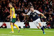 081016 Scotland v Lithuania