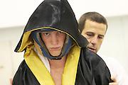 Lightning Luke prepares for his next boxing match, Reggio Calabria Cub, Melbourne