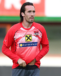 02.06.2011, Ernst Happel Stadion, Wien, AUT, UEFA EURO 2012, Qualifikation, Abschlusstraining Oesterreich (AUT), im Bild Christian Fuchs, (AUT) // during the final training from Austria for the UEFA Euro 2012 Qualifier Game, Austria vs Germany, at Ernst Happel Stadium, Vienna, 2010-06-02, EXPA Pictures © 2011, PhotoCredit: EXPA/ T. Haumer