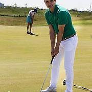 NLD/Amsterdam/20140517 - Don golftoernooi 2014, Kenneth Perez