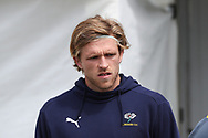 David Willey of Yorkshire ahead of the opening day of the Specsavers County Champ Div 1 match between Yorkshire County Cricket Club and Hampshire County Cricket Club at Headingley Stadium, Headingley, United Kingdom on 27 May 2019.