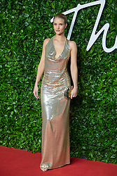 Rosie Huntington-Whiteley attending the Fashion Awards 2019 at the Royal Albert Hall in London, England on December 02, 2019. Photo by Bakounine/ABACAPRESS.COM