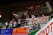DESCRIZIONE : Siena Lega A 2008-09 Playoff Finale Gara 2 Montepaschi Siena Armani Jeans Milano<br /> GIOCATORE : Tifosi Supporters<br /> SQUADRA : Armani Jeans Milano<br /> EVENTO : Campionato Lega A 2008-2009 <br /> GARA : Montepaschi Siena Armani Jeans Milano<br /> DATA : 12/06/2009<br /> CATEGORIA : <br /> SPORT : Pallacanestro <br /> AUTORE : Agenzia Ciamillo-Castoria/G.Ciamillo