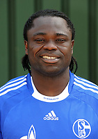 Fotball<br /> Tyskland<br /> Foto: Witters/Digitalsport<br /> NORWAY ONLY<br /> <br /> 05.07.2009<br /> <br /> Gerald Asamoah<br /> Fussball FC Schalke 04