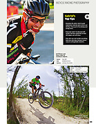 "N Photo Magazine Tearsheet ""Photo Finish"" Page 2"