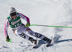 12.01.2013, Karl Schranz Abfahrt, St. Anton, AUT, FIS Weltcup Ski Alpin, Abfahrt, Damen im Bild Viktoria Rebensburg (GER) // Viktoria Rebensburg of Germany in action during ladies Downhill of the FIS Ski Alpine World Cup at the Karl Schranz course, St. Anton, Austria on 2013/01/12. EXPA Pictures © 2013, PhotoCredit: EXPA/ Johann Groder