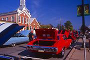 Clinton, PA, antique car show., Chevette