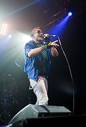 Killa Kela perform on the Clash tent...Rockness, Saturday 12th June 2010..Pic ©2010 Michael Schofield. All Rights Reserved.